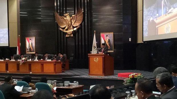 Anies: Visi Jakarta adalah Keberadaban, Keadilan, dan Kesejahteraan