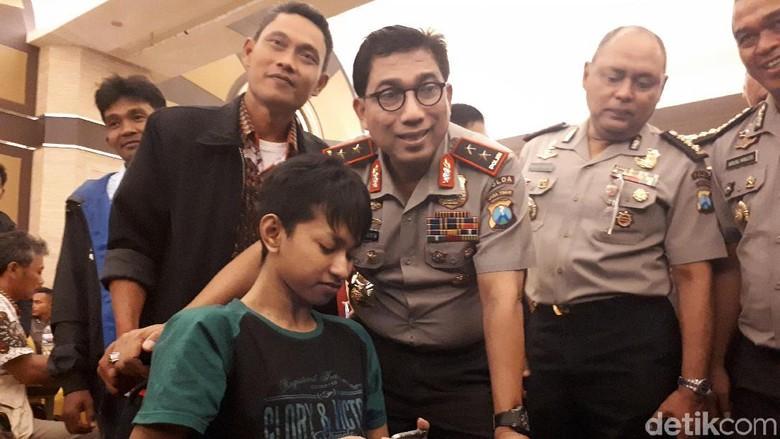 Tim Cyber Patrol Polda Jatim Awasi Medsos Saat Pilkada 2018