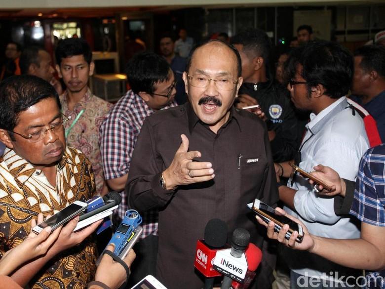 Pengacara: Setya Novanto Luka Parah, Kepalanya Benjol Seperti Bakpao
