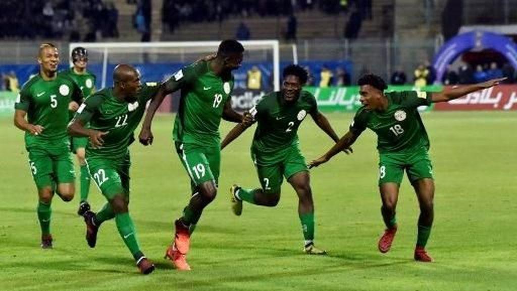 Pemain Nigeria Dilarang Kencani Gadis Rusia Selama Piala Dunia