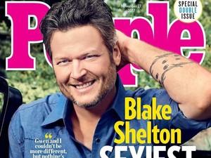 Blake Shelton Pria Terseksi 2017