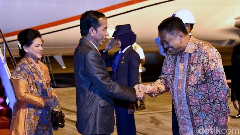 Usai Hadiri KTT ASEAN, Jokowi Langsung Kunker ke Manado