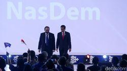 Surya Paloh Sebut Jokowi Kader Partai NasDem
