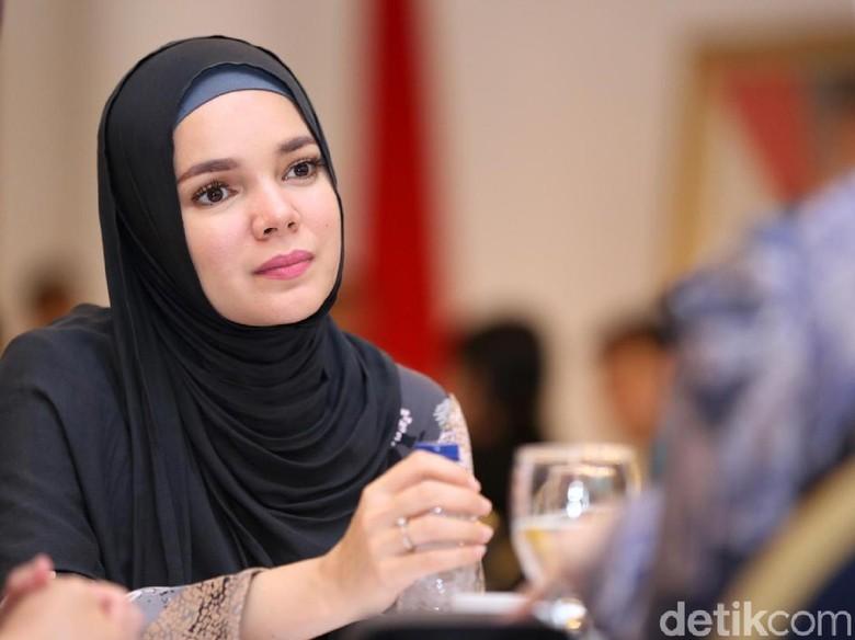 Dewi Sandra Menangis hingga Depresi Perankan Sabina di Ayat-Ayat Cinta 2