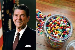Donat, Steak hingga Jelly Bean, Ini Makanan Favorit 15 Presiden AS! (2)