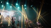 Kemudian kabar mengejutkan keluar dari mulut Is usai manggung di BBM Liztomania Konser Musik Tanah Air Vol. 3. Foto: dok. Liztomania