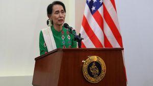 PBB Salahkan Myanmar, Nobel Perdamaian Suu Kyi Tak Akan Dicabut