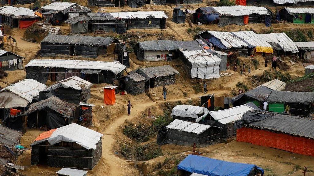 AS Umumkan Bantuan Tambahan Rp 2,7 T untuk Pengungsi Rohingya