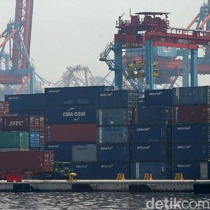Surplus Neraca Perdagangan RI di Atas Prediksi BI