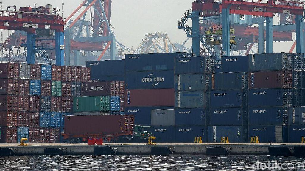 Barang Impor RI Masih Didominasi dari China hingga Thailand