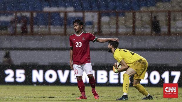 Timnas U-23 mencatat empat kemenangan dari enam pertemuan lawan Singapura.