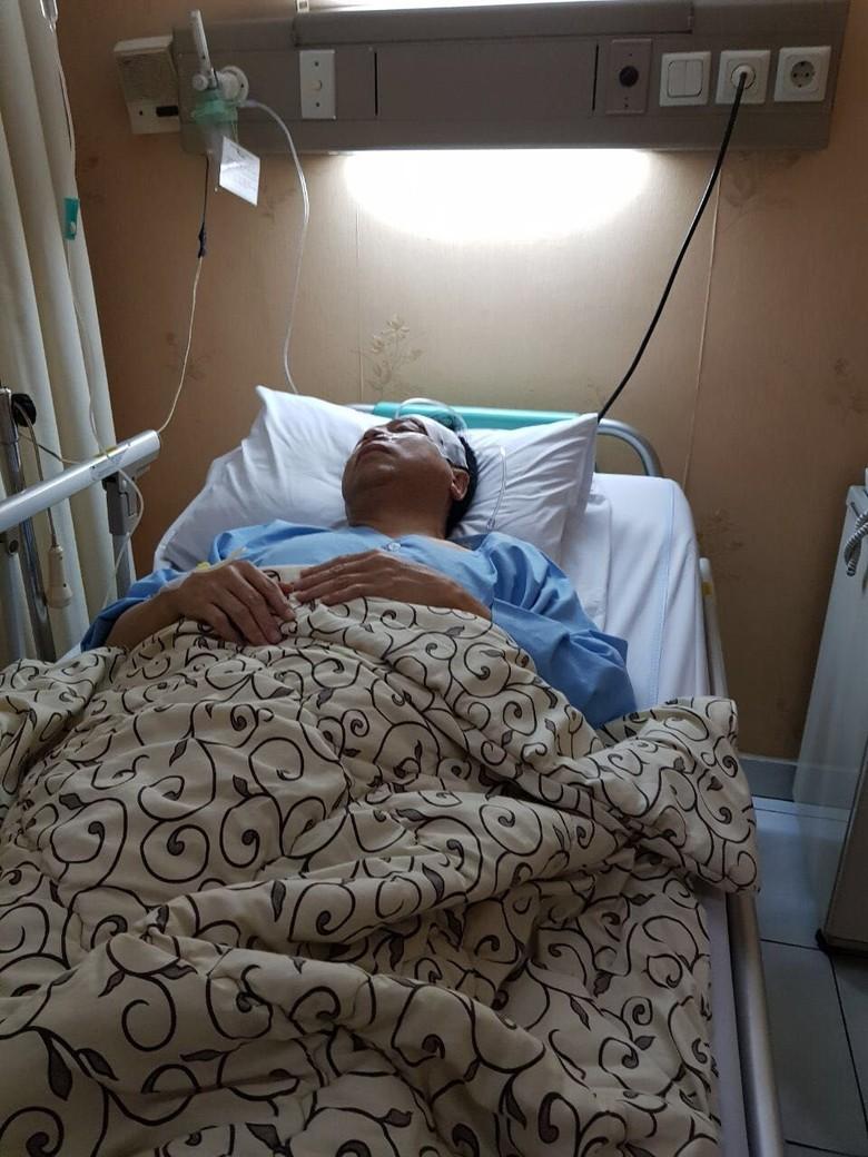 Setya Novanto, Dicari, Kecelakaan dan Kembali Dirawat di RS