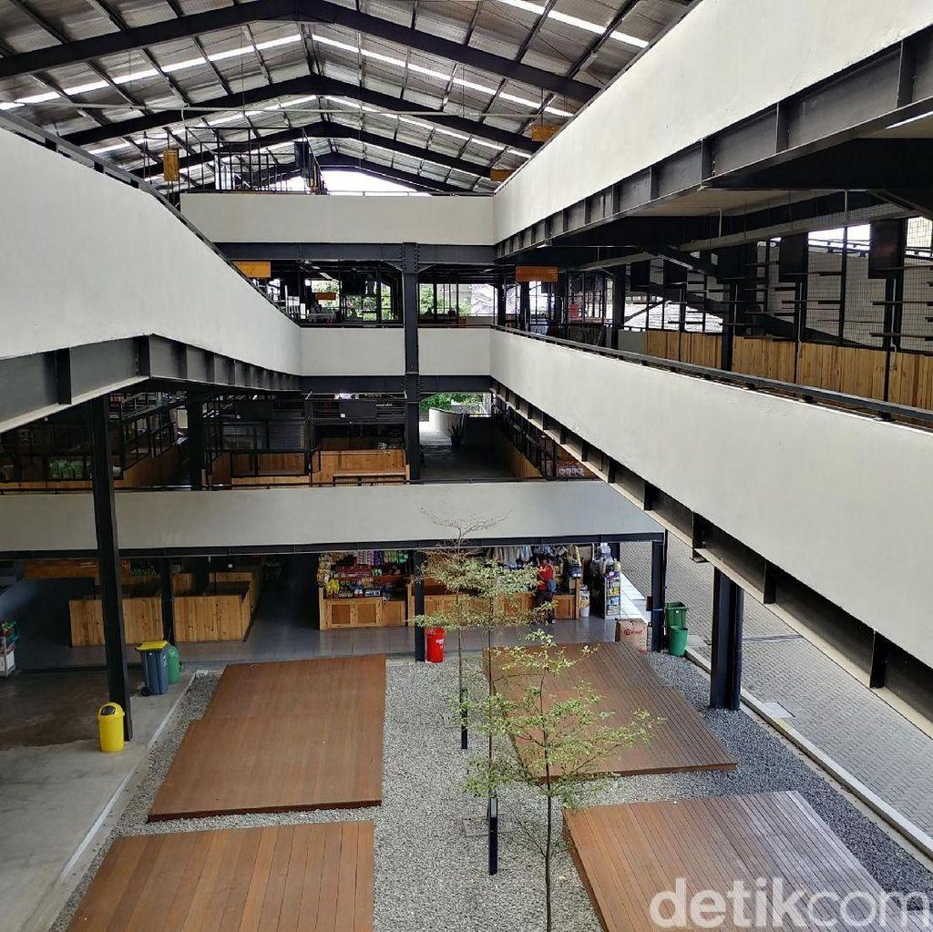 Pasar Sarijadi Bandung Sepi, Dewan Akan Panggil PD Pasar