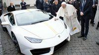 Lamborghini Paus Fransiskus Hingga Ferrari Impian Dylan Sahara