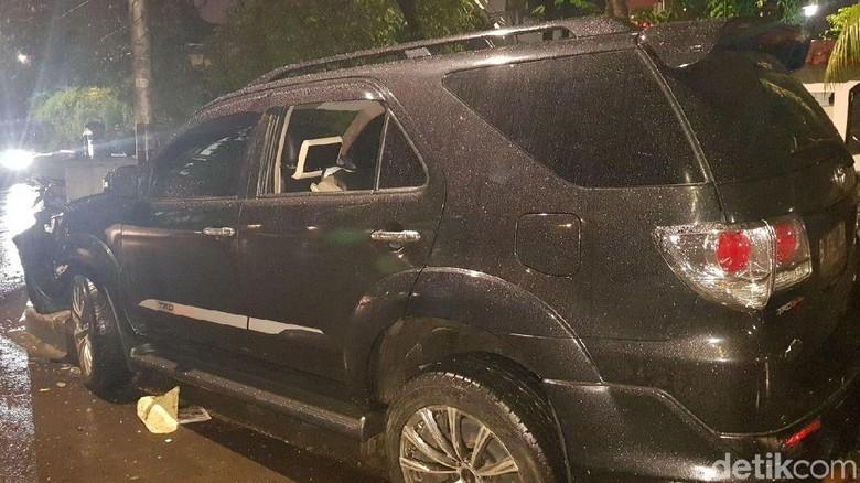 Polisi: Hilman yang Sopiri Setya Novanto Lelah dan Kurang Tidur