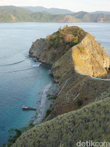 Bukan Pulau Padar Ini Dahsyatnya Pulau Dua Di Luwuk