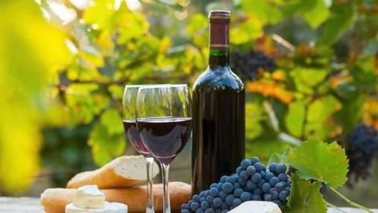 wine dan anggur