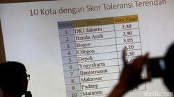 Masuk Daftar Kota Paling Tak Toleran, Walkot Makassar Ragukan Setara