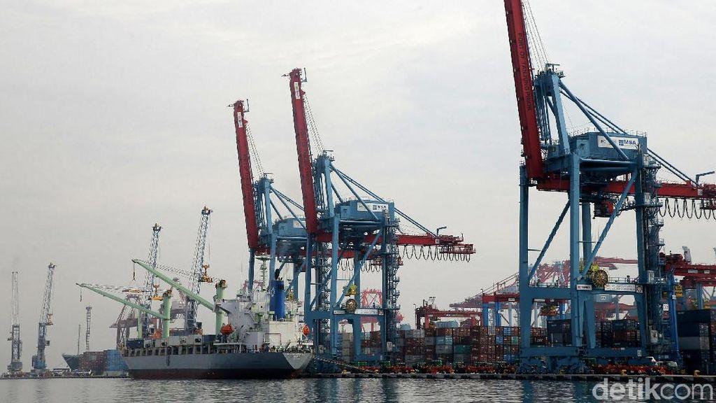 Neraca Dagang RI Tiarap Lawan China, Tekor US$ 11 Miliar
