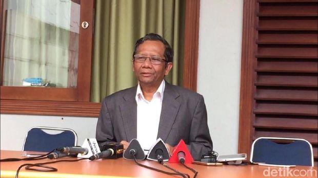 Pembuang Duit ke WC Jadi Staf Ahli Menteri, Mahfud: Duh, Negaraku