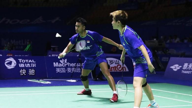 Tontowi/Liliyana Juga Lanjut, Tiga Wakil Indonesia di Perempatfinal