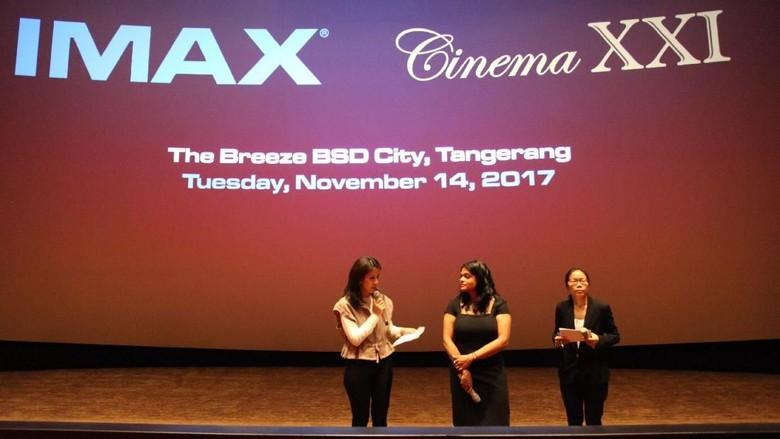 IMAX Jadi Bagian Industri Perkembangan Film Dunia