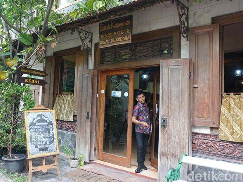 Batik Kaoeman di Solo