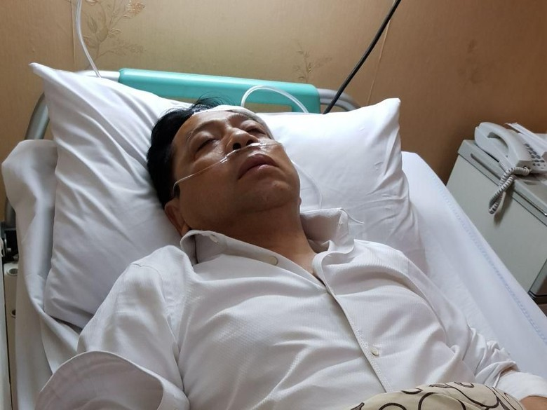 Diminta KPK, IDI Masih Proses Second Opinion Kondisi Setya Novanto