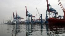 Impor RI dari China Turun Drastis