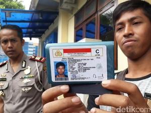 Tak Lulus SD, Polisi Jadi Penopang Ekonomi Keluarga