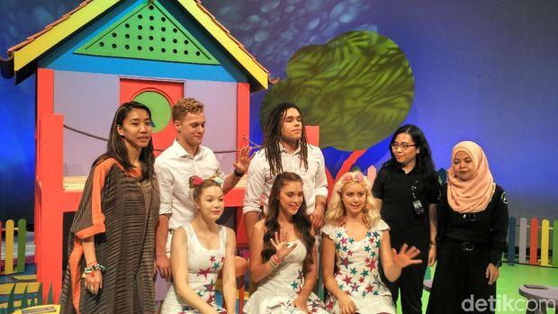Hi5 Australia Buka Hi5 Indonesia yang Segera Tayang di Trans 7