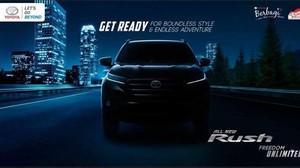 Toyota Luncurkan Rush