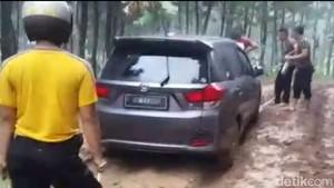 Komplotan Gendam Dikejar Hingga ke Hutan, Satu Pelaku Tertangkap