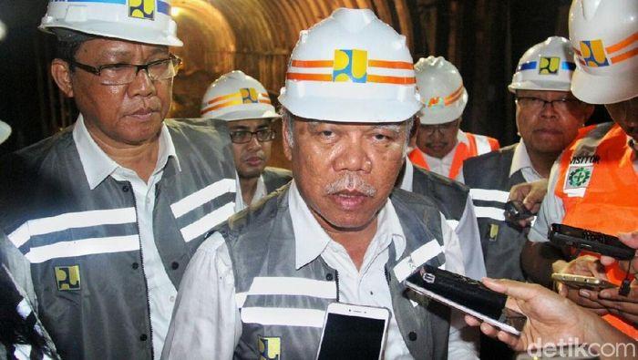 Menteri PUPR Basuki Hadimuljono (Foto: dok. Kementerian PUPR)