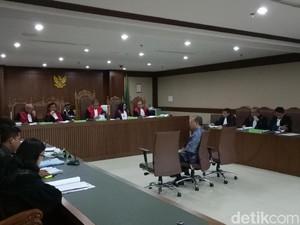 Direktur PT AMDI Didakwa Suap Panitera PN Jaksel