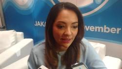 Dokter Cantik Reisa Broto Asmoro Turut Gaungkan #SaveDokterTerawan