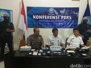 Dua Bandar Narkoba Ditangkap, Ekstasi dan 100 Gram Sabu Diamankan