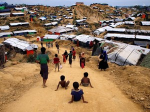 Amnesty International Tuduh Myanmar Terapkan Apartheid pada Rohingya