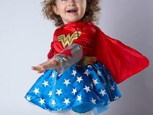 Cute-nya Para Bocah Ketika Jadi Superhero Justice League