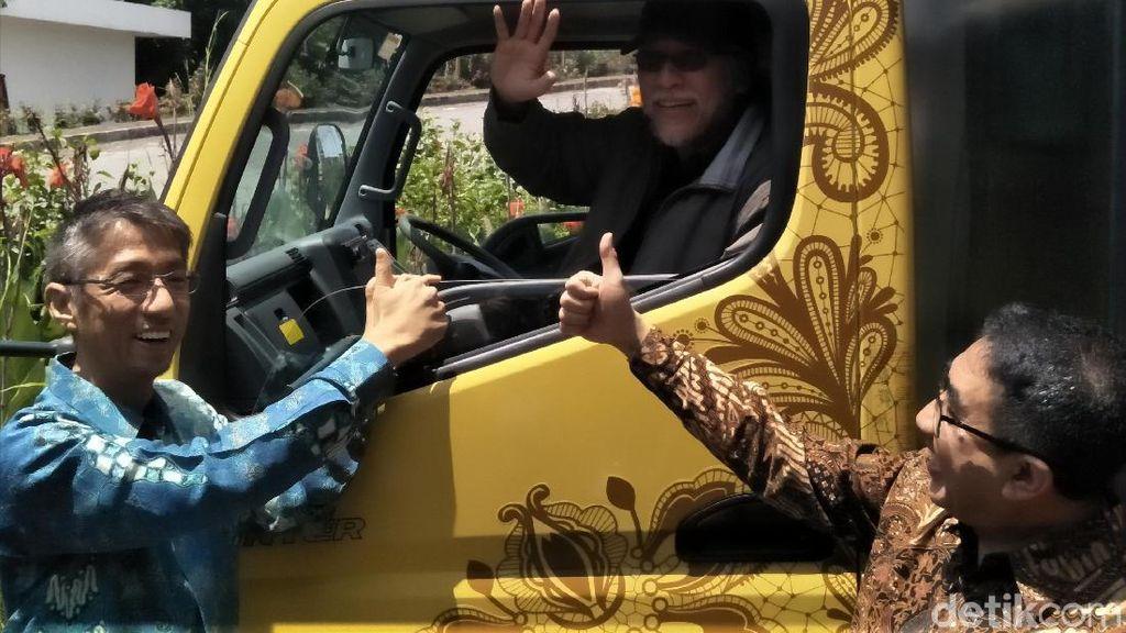 Iwan Fals: Di Jalanan Banyak Micin, Kasihan Sopir Truk