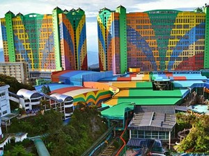 Siapa Sangka, Hotel Terbesar Sedunia Ada di Malaysia