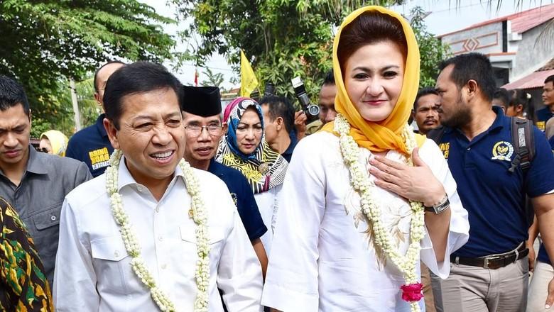 KPK akan Periksa Istri Setya Novanto Hari Ini