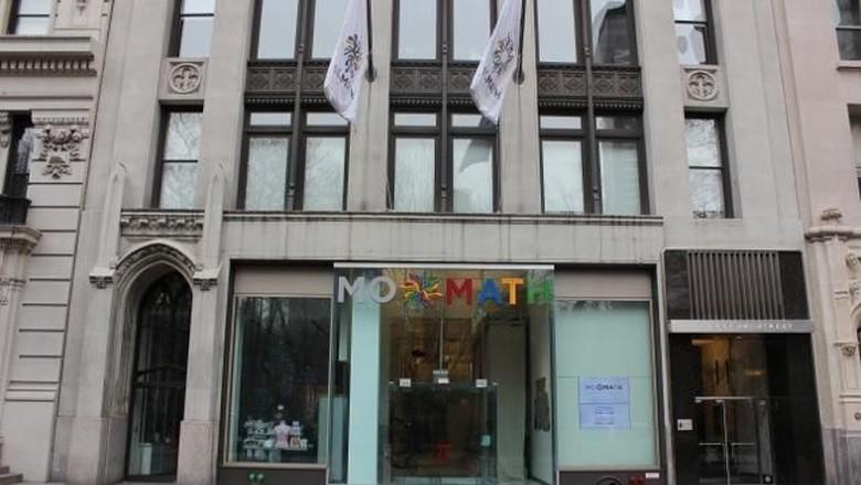 Ada loh Museum Matematika di Amerika (MoMath Museum)
