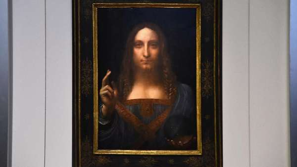 Ini Lukisan Termahal 2017 Karya Leonardo da Vinci