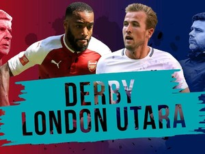 Derby London Utara Jilid I Milik Siapa?