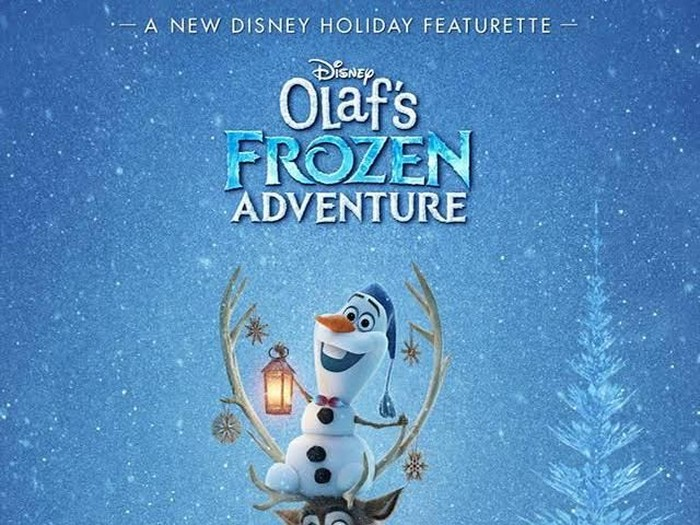 olaf the movie