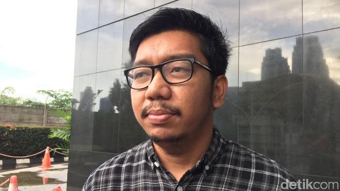 Peneliti ICW Kurnia Ramadhana (Nurin-detikcom)