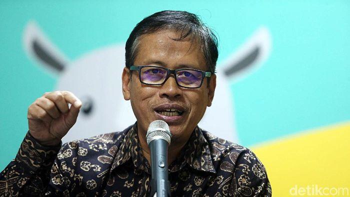 Deputi III bidang pembudayaan olahraga Kemenpora, Raden Isnanta. (Foto: Rengga Sancaya)