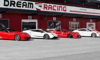 Mau pilih mobil yang mana? (Dream Racing)