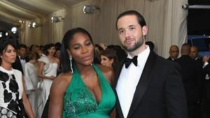Serena Williams dan Pendiri Reddit Gelar Pernikahan Mewah